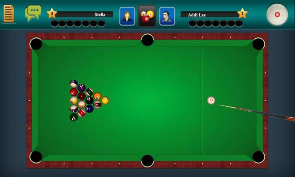 Pool Billiards screenshot 1