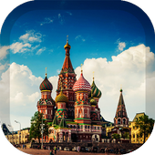 Moscow Wallpaper icon
