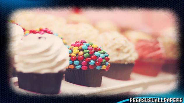 Cupcake Wallpaper apk screenshot