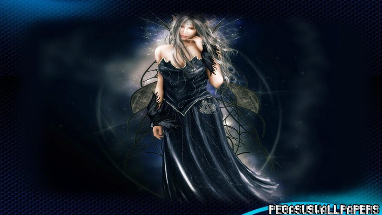 Dark Fairy Wallpaper For Android Apk Download