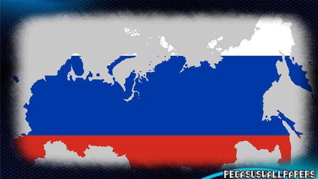 Russian Flag Wallpaper screenshot 2