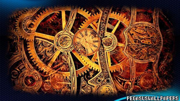 Steampunk Wallpaper Apk Screenshot