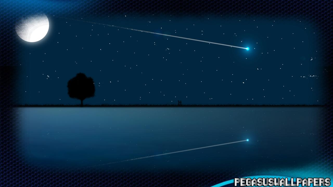 Shooting Star Wallpaper For Android Apk Download