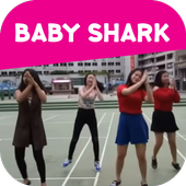 Song Dance Baby Shark Cover icon