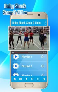 Song Dance Baby Shark Cover screenshot 1
