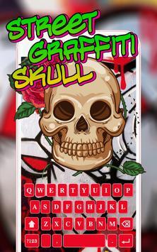 Street graffiti skull keyboard screenshot 2
