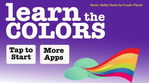 Learn the Colors apk screenshot