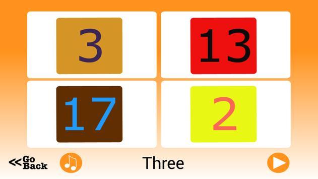 Learn Numbers screenshot 1