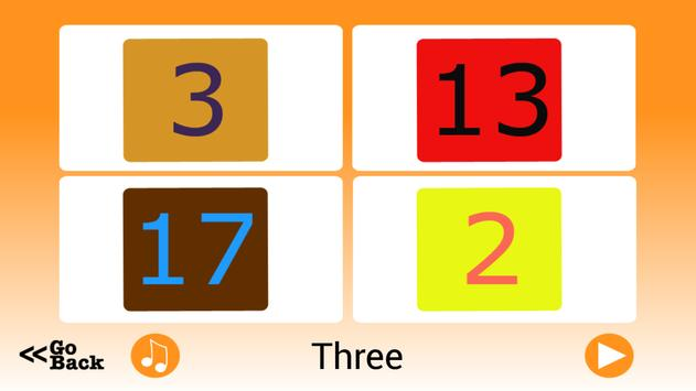 Learn Numbers apk screenshot