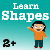 Learn Shapes icon
