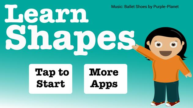 Learn Shapes poster