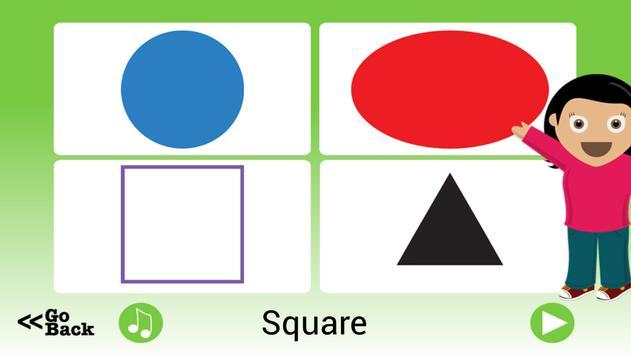 Learn Shapes apk screenshot