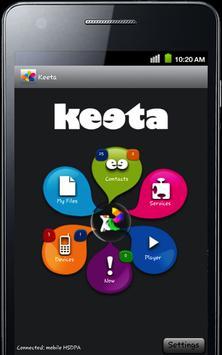 Keeta Media Player poster