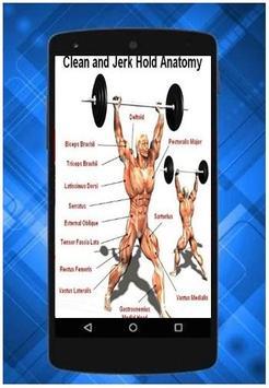 Bodybuilding Training apk screenshot