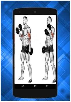 Bodybuilding Training screenshot 4