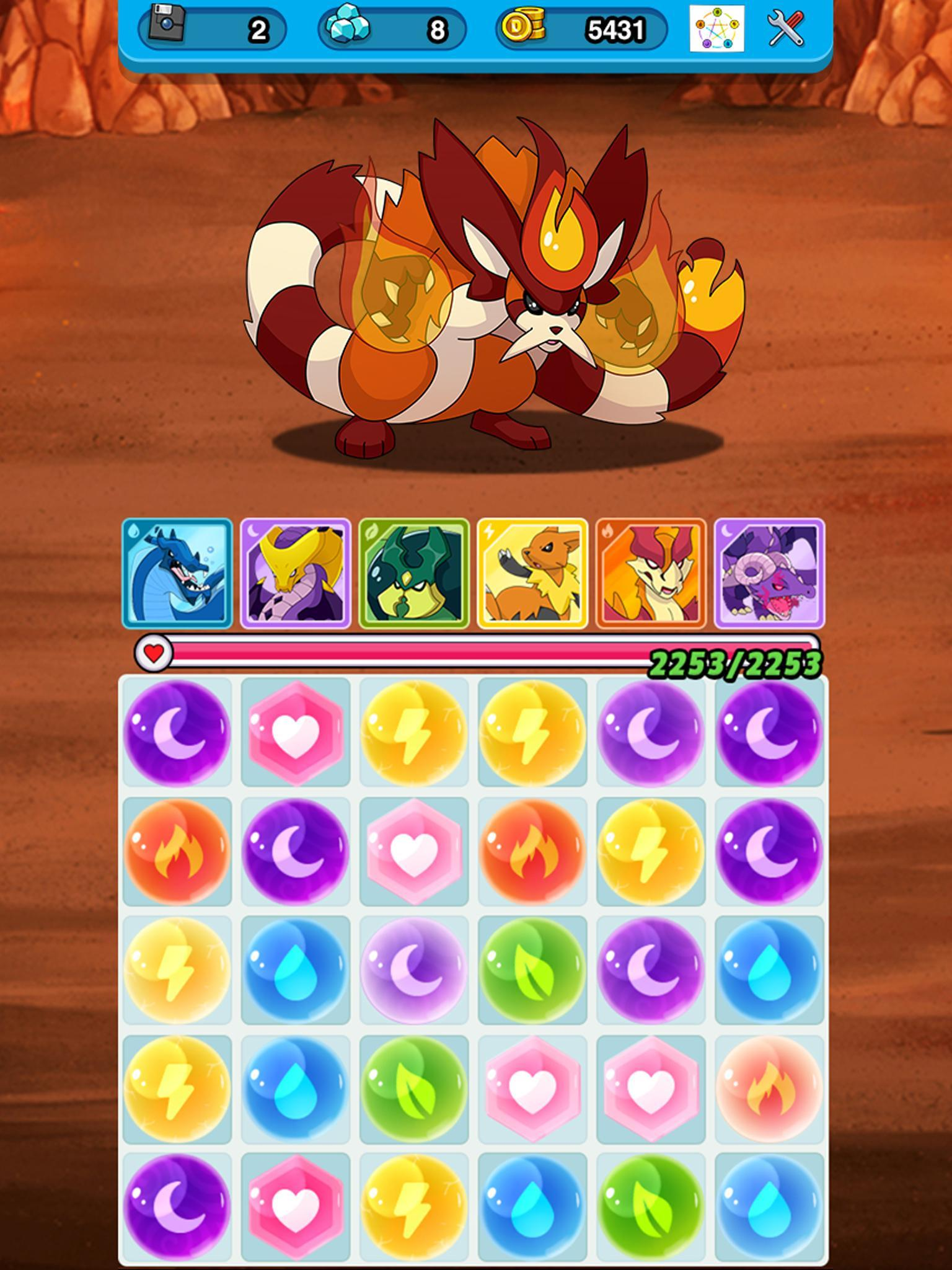 Dynamons Evolution for Android - APK Download