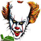 Best Pennywise Drawing Sketch icon