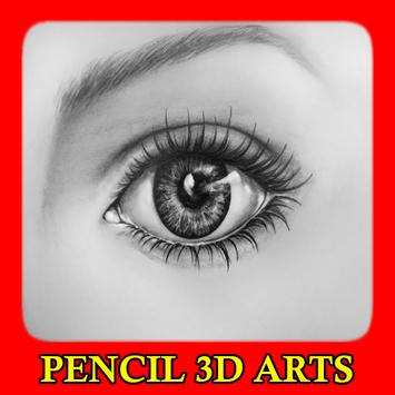 Pencil 3D Arts screenshot 8