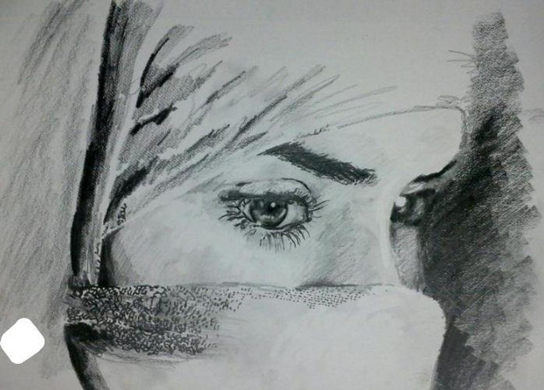Pencil sketch drawing ideas screenshot 6