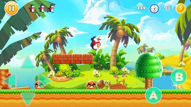Penguin Adventure Island screenshot 1