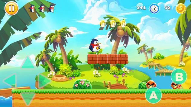 Penguin Adventure Island screenshot 2