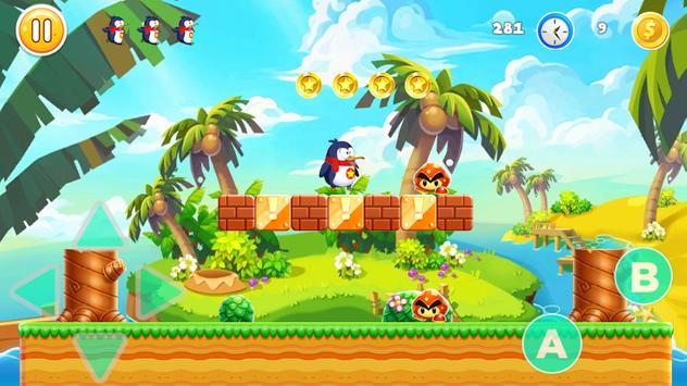 Penguin Adventure Island screenshot 3
