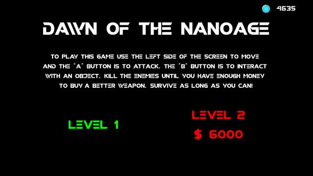 Dawn of the NanoAge poster