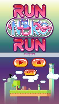 Run Neko Run poster