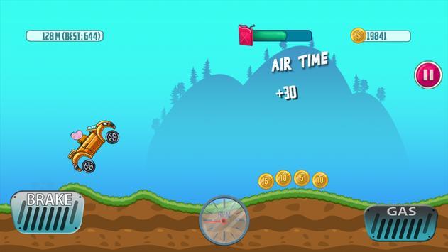 Hippo Peppa Hill Racing apk screenshot