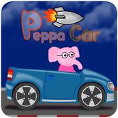 Peppa Car: Racing icon