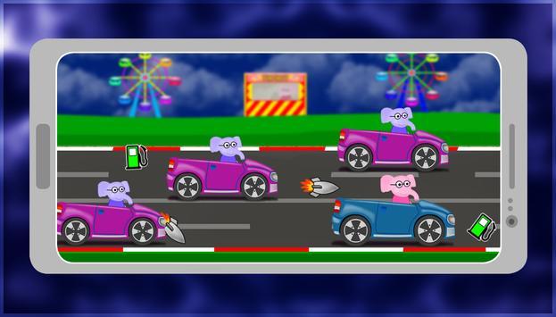 Peppa Car: Racing poster