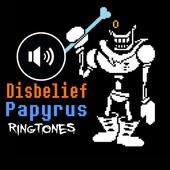 Disbelief Papyrus Ringtones icon