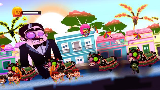 A Saga do Caboclo de Lança apk screenshot