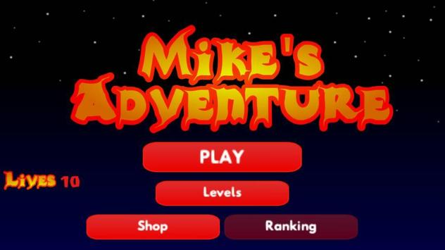 Mike's Adventure poster