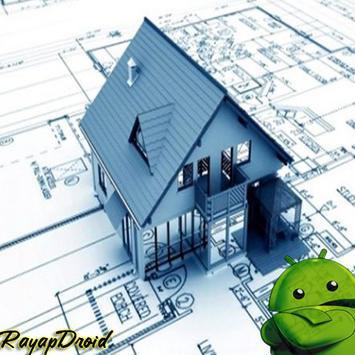 Best home design planning sketch poster
