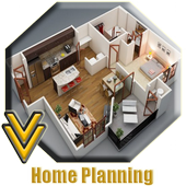 Home Design Planning icon