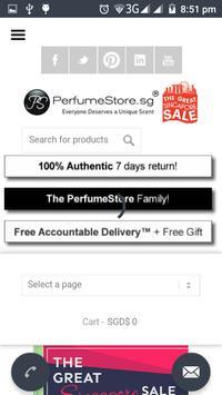 PerfumeStore.sg screenshot 2