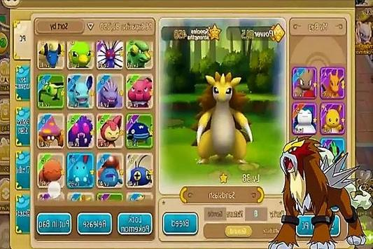 Game Hey Monster and Monster Park Sea Guide screenshot 4