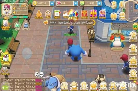 Game Hey Monster and Monster Park Sea Guide screenshot 2