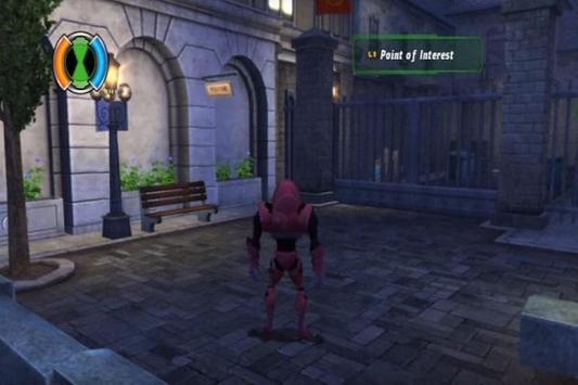 Tricks Ben 10 Ultimate Xenodrome screenshot 3