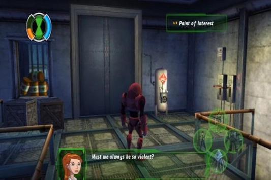 Tricks Ben 10 Ultimate Xenodrome screenshot 1