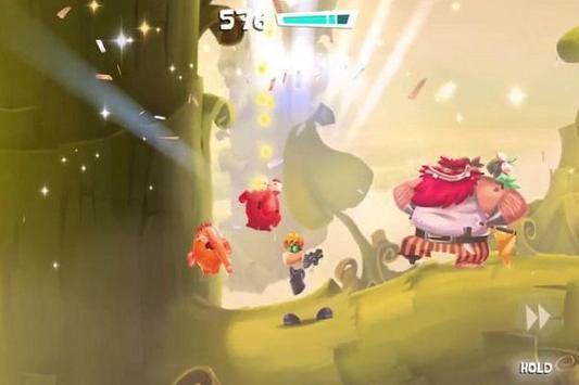 Game Rayman Adventures Tutorial screenshot 1
