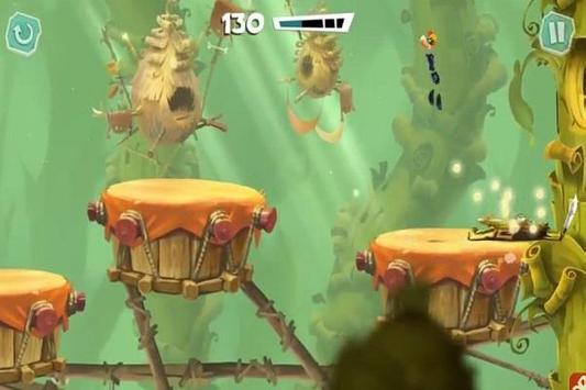 Game Rayman Adventures Tutorial screenshot 2