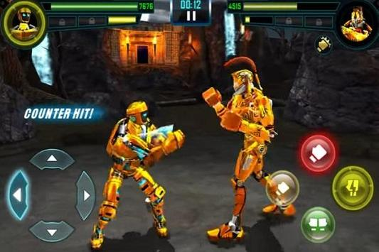 Play Real Steel WRB (World Robot Boxing) Guide poster