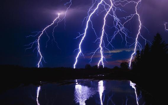 Lightning Live Wallpaper apk screenshot