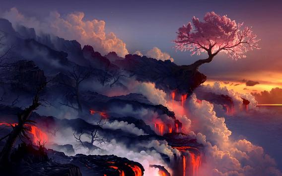 Sakura Tree Live Wallpaper poster
