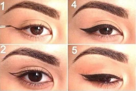 Perfect Eye Make Up Guides screenshot 5