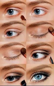 Perfect Eye Make Up Guides screenshot 1