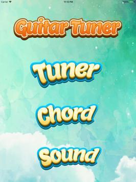 Perfect Guitar Tuner & Full Basic Guitar Chords screenshot 7