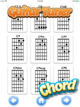 Perfect Guitar Tuner & Full Basic Guitar Chords screenshot 5